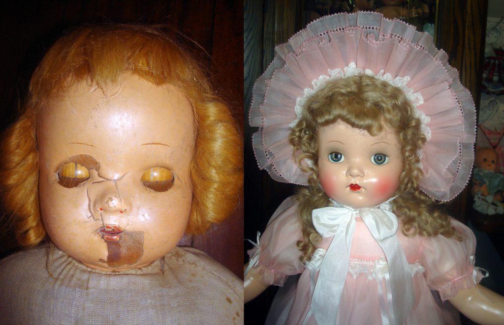 Doll Repair Seminars Available